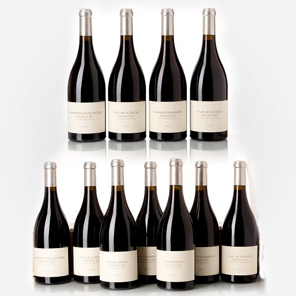 Assortiment des Grands Crus