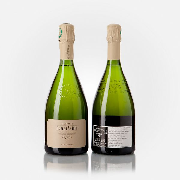 L'Ineffable Grand Cru Brut Nature  92 PP